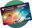 Travelez Visa Prepaid Cards